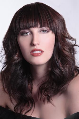mineral makeup burnette model