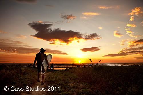 costa rica surf scene