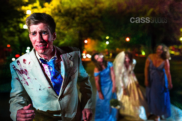 A1A1178zombieWedding The Wedding Dead... Zombie Zilla