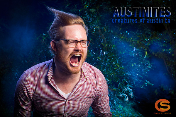 F5A9536 Austinites  Creatures of Austin TX