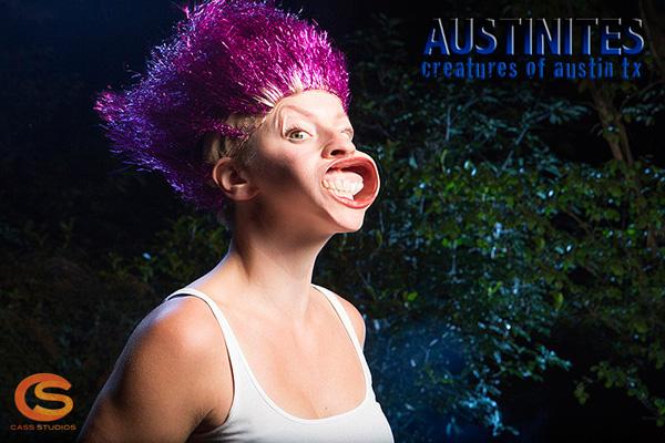 F5A9818 Austinites  Creatures of Austin TX