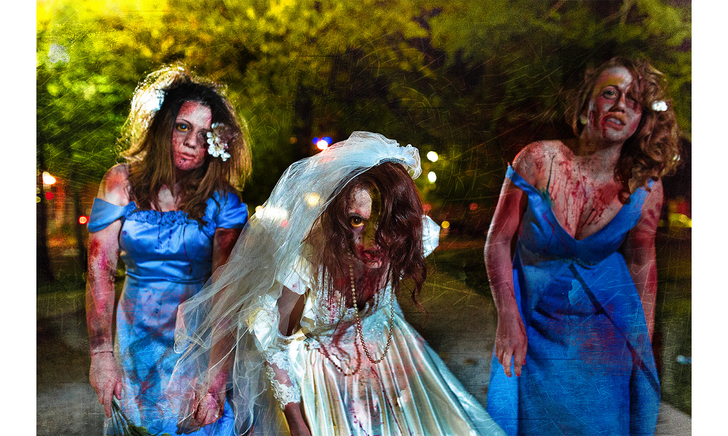 Zoombie bride weddingDead1 Conceptual