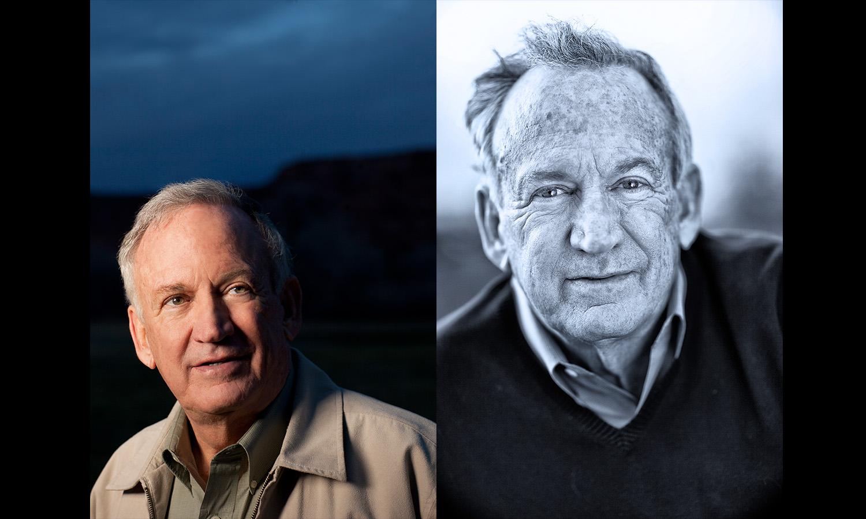 Ramsey portraits Portraits