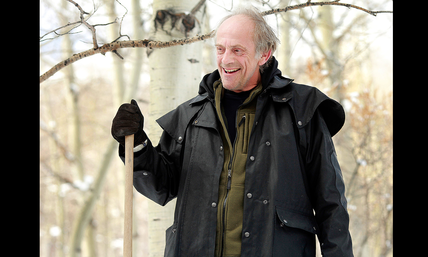 christopher lloyd snowmen Movie Stills