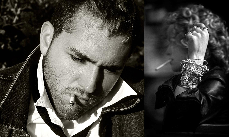 moody jamesDean portrait Portraits