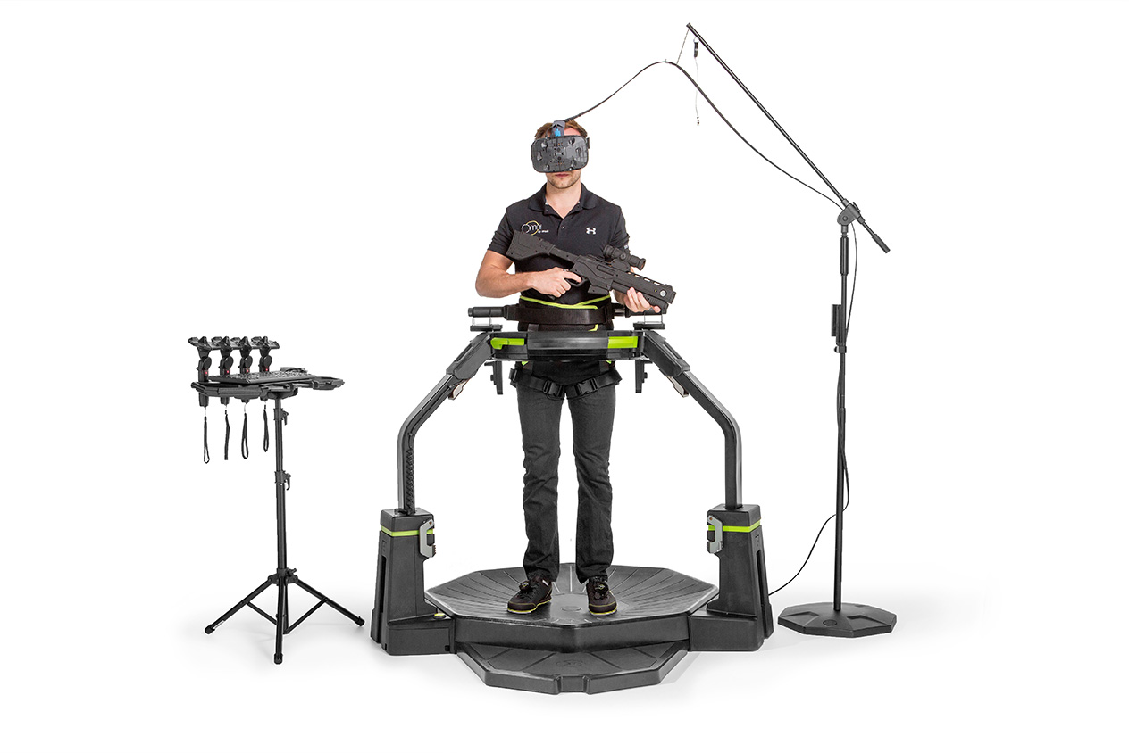 virtual reality treadmill Product